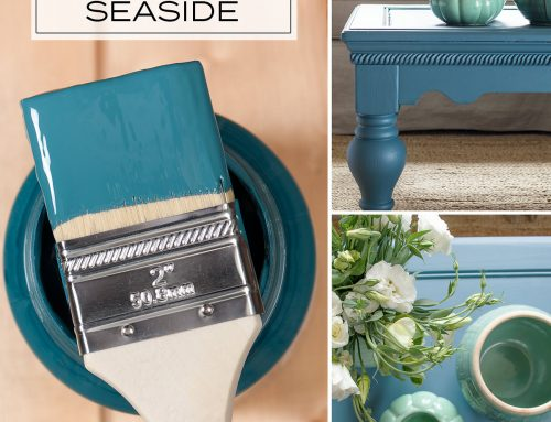 FUSION™ COLOUR OF THE WEEK – SEASIDE