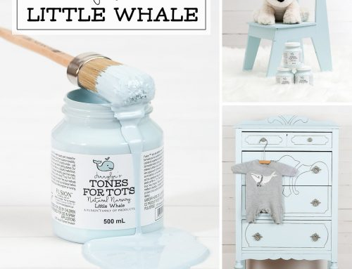 FUSION™ COLOUR OF THE WEEK – LITTLE WHALE