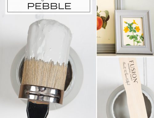 FUSION™ COLOUR OF THE WEEK – PEBBLE